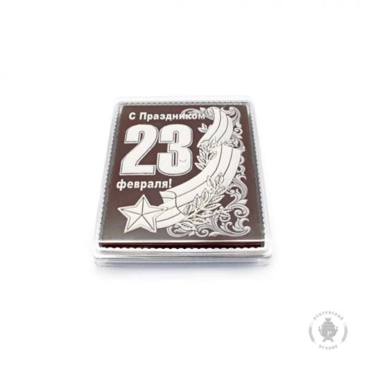 23 Февраля (лента со звездой) (700 грамм)