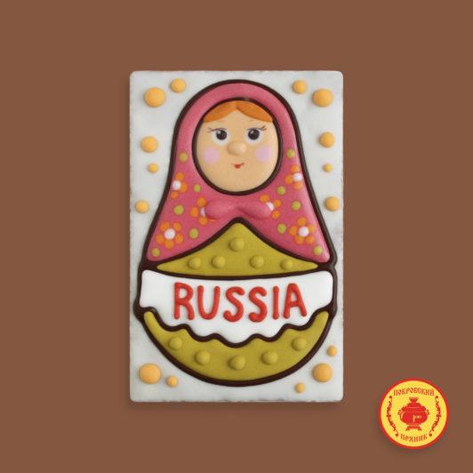 Матрешка RUSSIA
