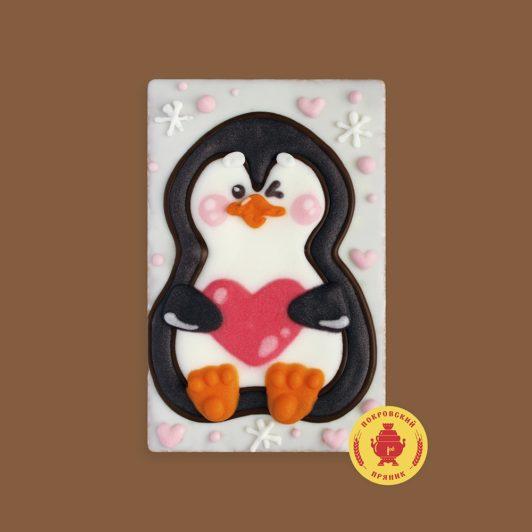 Пингвинчик чёрный