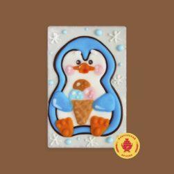 Пингвинчик голубой