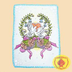 Свадебные голуби (2500 гр.)