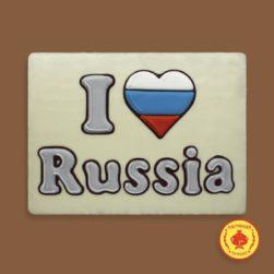 I love Russia (700 гр.)