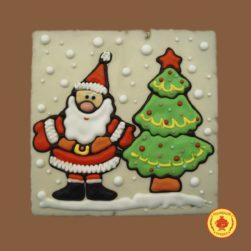 Дед мороз с елкой (700 гр.)