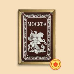 """Герб """"Москва (в рамке)"""" (160 гр.)"""