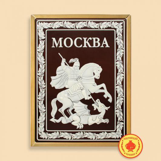 """Герб """"Москва (в рамке)"""" (700 гр.)"""