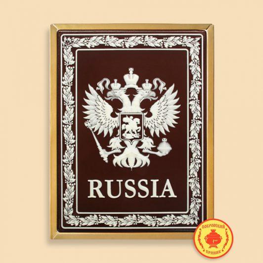"""Герб """"Russia"""" (700 гр.)"""