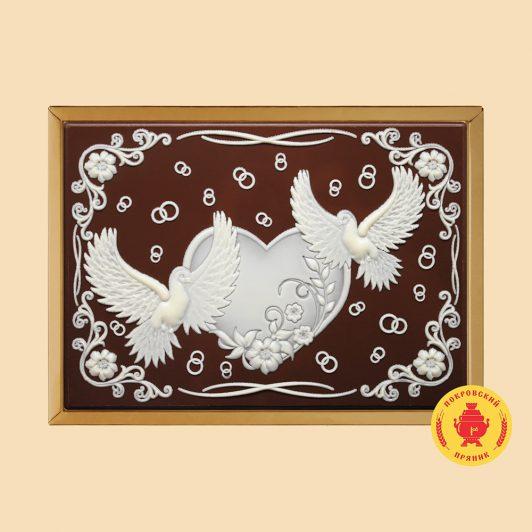 Голуби с сердцем (700 гр.)