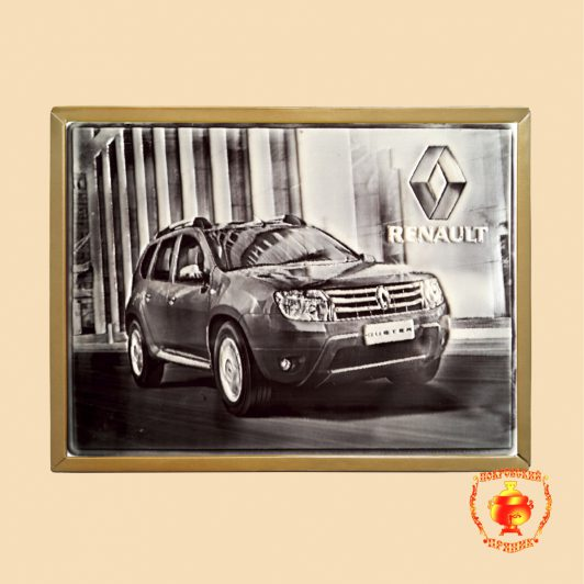 Renault Duster (700 гр.)