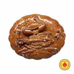 Лягушонок с гитарой (ржаной, фрукт. повидло) (300 гр.)
