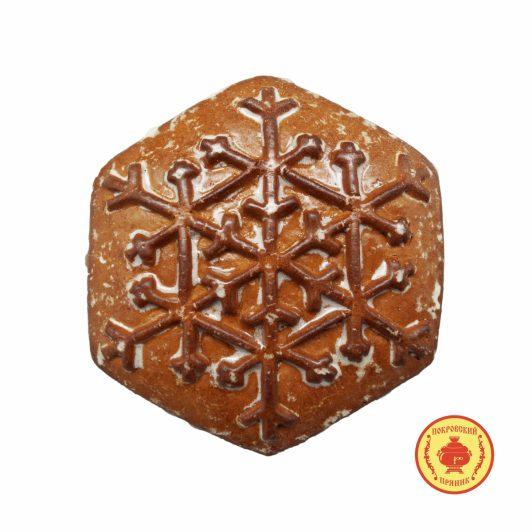 Снежинка (вар. сгущ и грец. орех) (200 гр.)