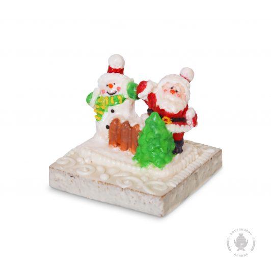 Снеговик с Дедом Морозом (500 гр.)