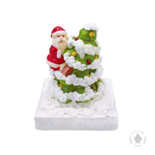 Дед Мороз  с ёлкой (550 гр.)