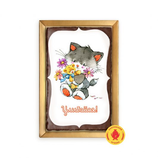 "Котик ""Улыбайся!"" (160 гр.)"