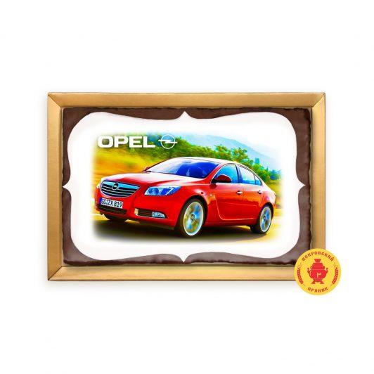 Красный Opel (160 гр.)