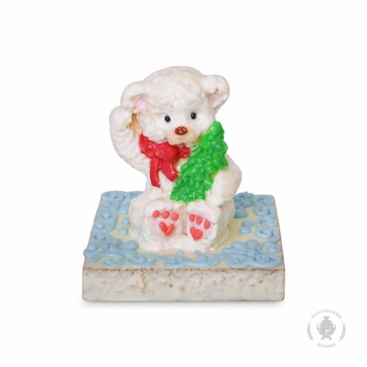 Мишка с ёлкой (550 гр.)