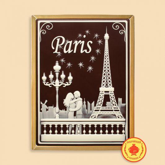 """Башня, влюбленные """"Париж"""" (700 гр.)"""