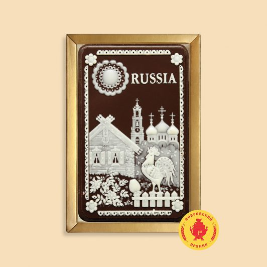 """Петушок """"Russia"""" (160 гр.)"""