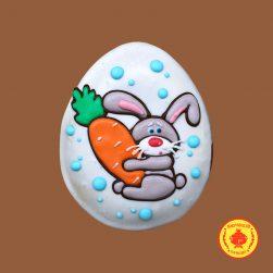 Зайка с морковкой (260 гр.)