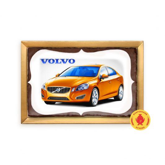 Желтая Volvo (160 гр.)