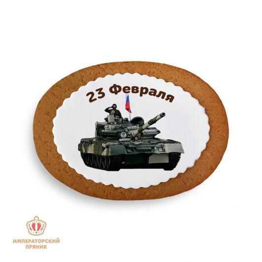 """Танк """"23 февраля"""" №3 (40 гр.)"""