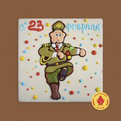"Солдат ""23 февраля"" №2 (700 гр.)"