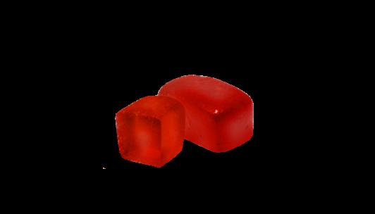 Конфеты желейные со сбитнем и вишней