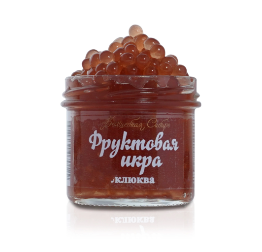 "Фруктовая икра ""Клюква"" (110 гр.)"