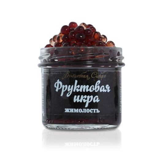 """Фруктовая икра """"Жимолость"""" (110 гр.)"""