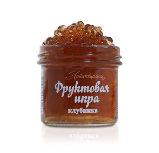 """Фруктовая икра """"Клубника"""" (110 гр.)"""