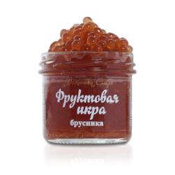 "Фруктовая икра ""Брусника"" (110 гр.)"