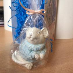 Мышка в свитере (75 гр.)
