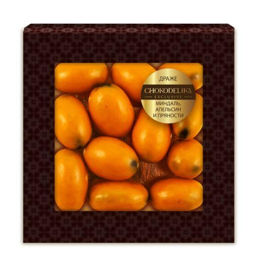 Миндаль, апельсин и пряности (45 гр.)