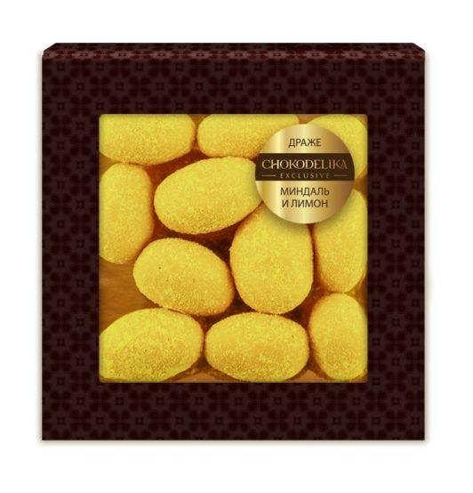 Миндаль и лимон (45 гр.)