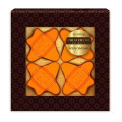Шоколад апельсиновый (40 гр.)