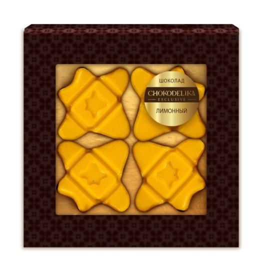 Шоколад лимонный (40 гр.)