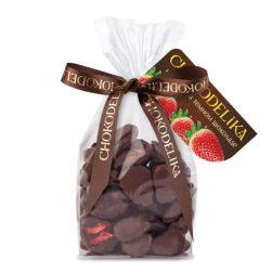 Клубника в темном шоколаде (60 гр.)