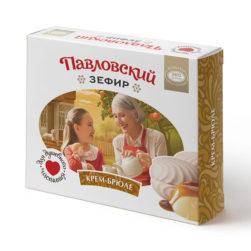 Павловский зефир крем-брюле