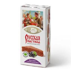 Пастила Русская Яблочно-смородиновая