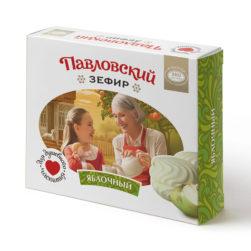 Павловский зефир яблочный