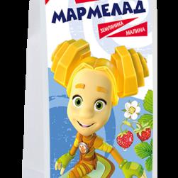 Фикси-мармелад «Малина-Земляника»