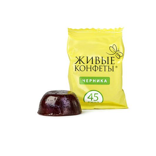 """Мармелад желейный """"Черника"""""""