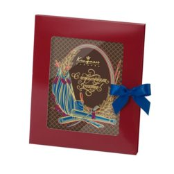"""Шоколадная открытка """"С Пожеланиями счастья"""""""