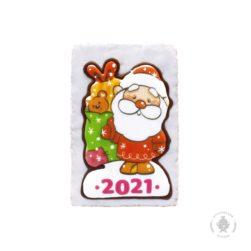 """Дед мороз с мешком подарков """"2021/с нг"""""""