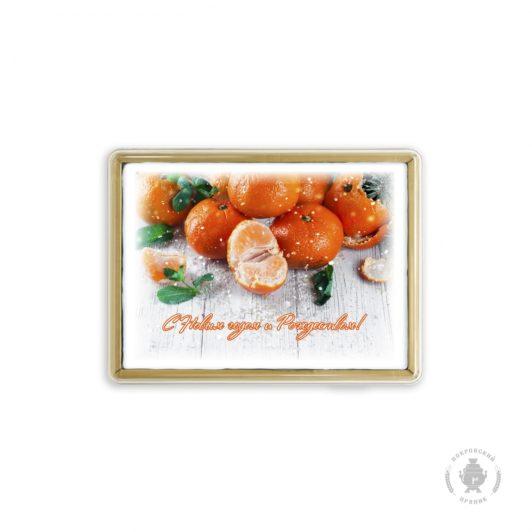 """С новым годом и рождеством """"мандарины"""" (700 гр)"""
