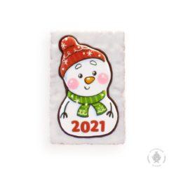 """Снеговик """"2021/с нг"""""""