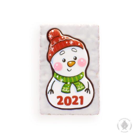 """Снеговик """"2021"""""""