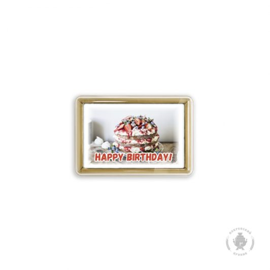 "Тортик ""Happy birthday"" (160 гр.)"