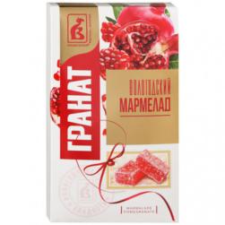 Мармелад Вологодский Гранатовый 240 гр