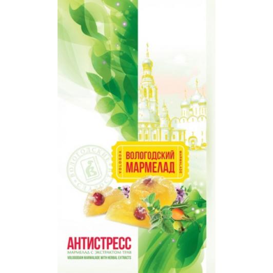 Мармелад Вологодский Антистресс 270 гр