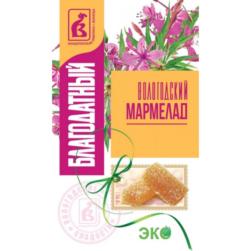 Мармелад Вологодский Благодатный с Иван-чаем 240 гр